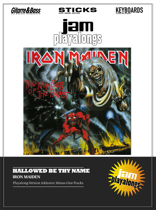 Produkt: Hallowed Be Thy Name – Iron Maiden