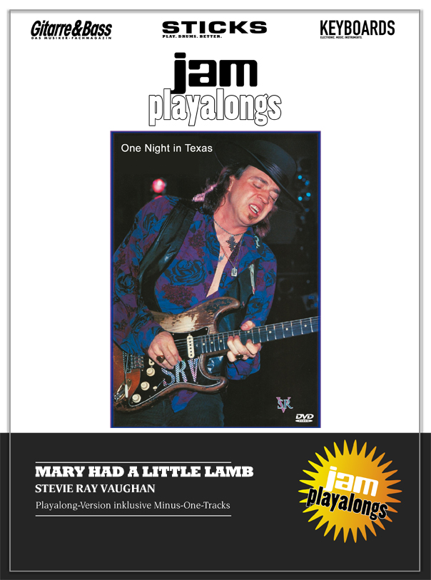 Produkt: Mary Had A Little Lamb – Steve Ray Vaughan