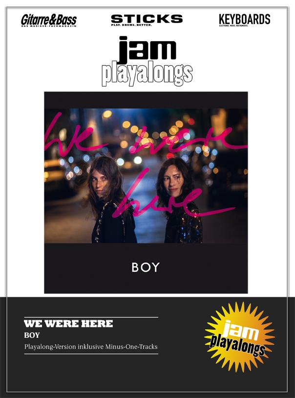 Produkt: We Were Here – Boy