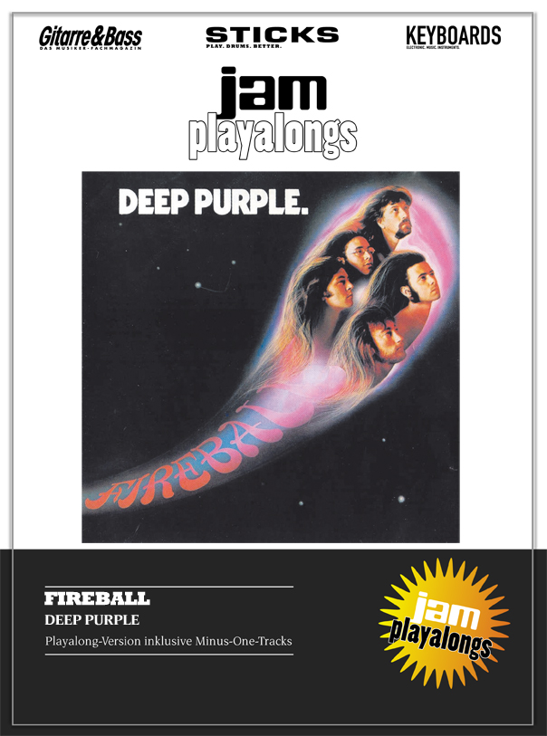 Produkt: Fireball – Deep Purple