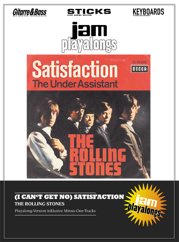 Produkt: (I Can't Get No) Satisfaction – The Rolling Stones
