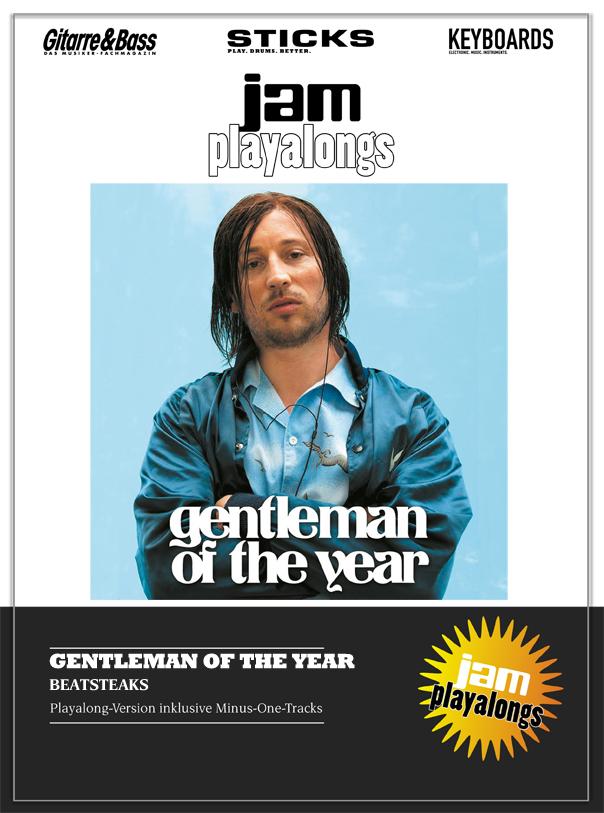 Produkt: Gentleman Of The Year – Beatsteaks