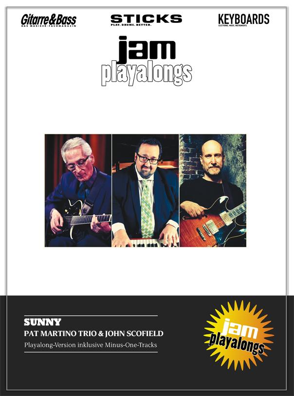 Produkt: Sunny – Pat Martino Trio & John Scofield