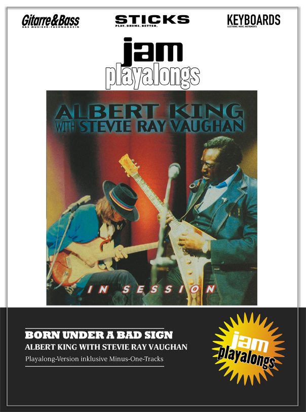 Produkt: Born Under A Bad Sign – Albert King with Stevie Ray Vaughan