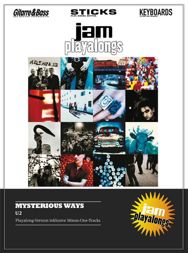 Produkt: Mysterious Ways – U2