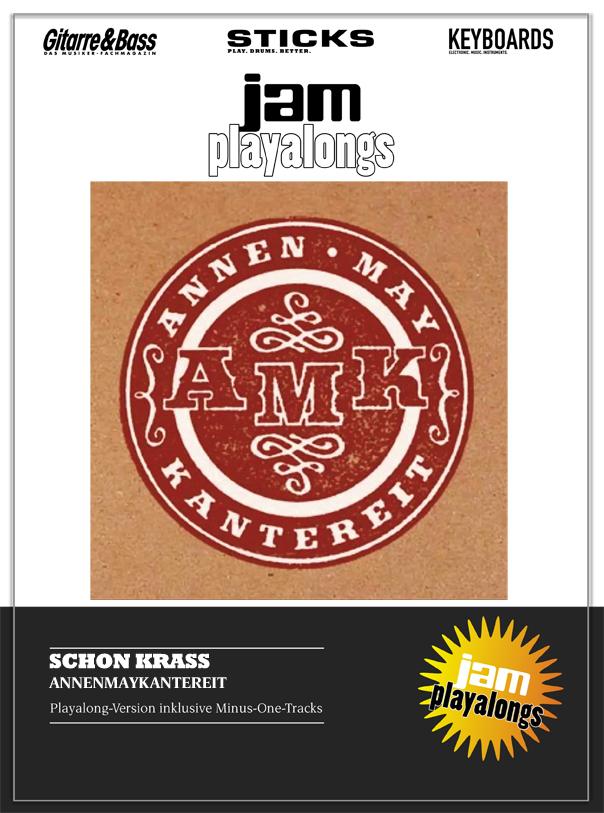 Produkt: Schon Krass – Annen May Kantereit