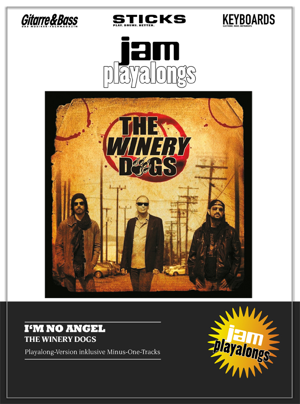 Produkt: I'm No Angel – The Winery Dogs