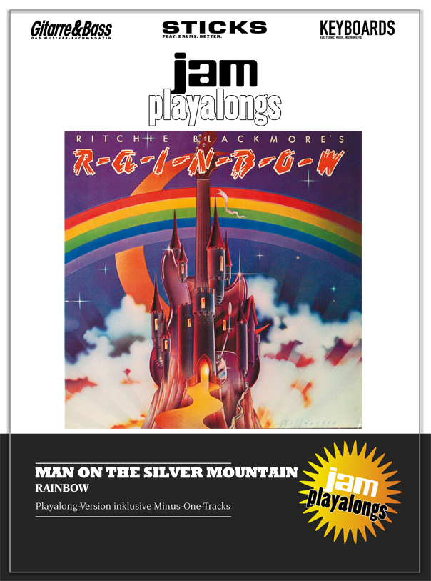 Produkt: Man On The Silver Mountain – Rainbow