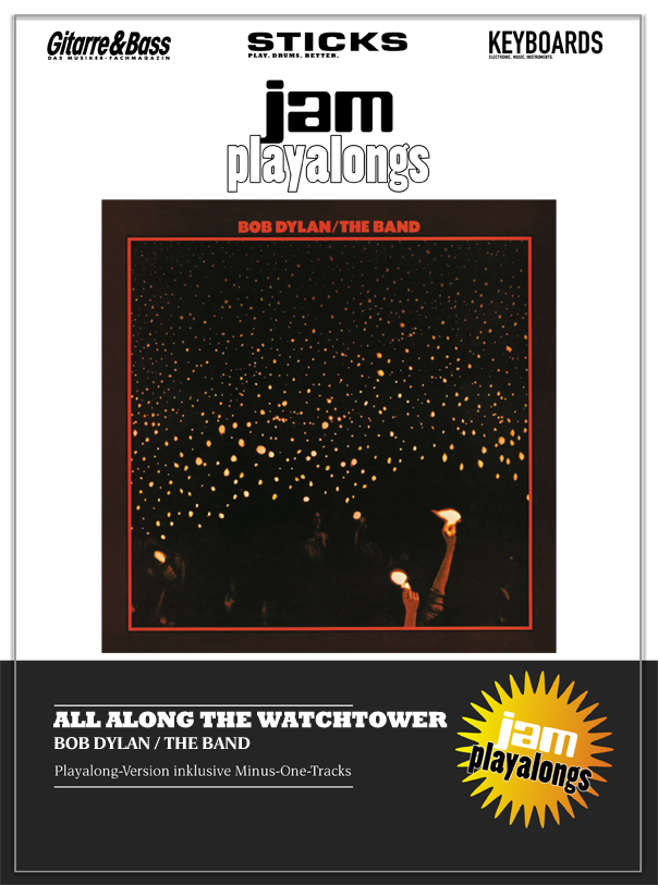 Produkt: All Along The Watchtower – Bob Dylan & The Band
