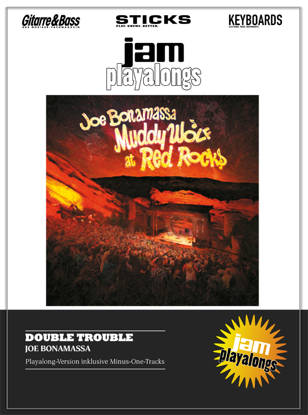 Produkt: Double Trouble – Joe Bonamassa