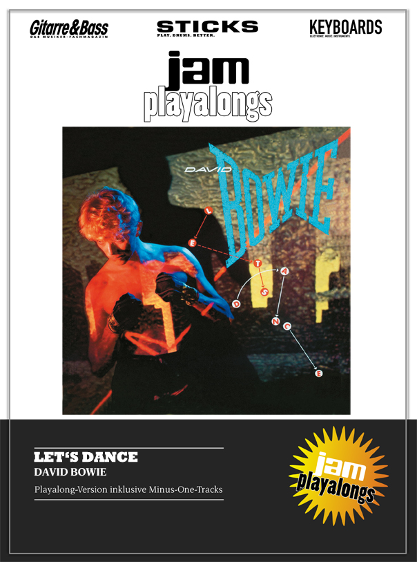 Produkt: Let's Dance – David Bowie