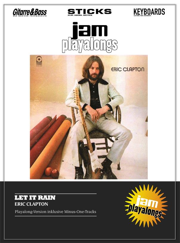 Produkt: Let It Rain – Eric Clapton