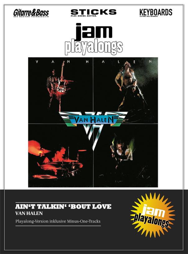 Produkt: Ain't Talkin' 'Bout Love – Van Halen