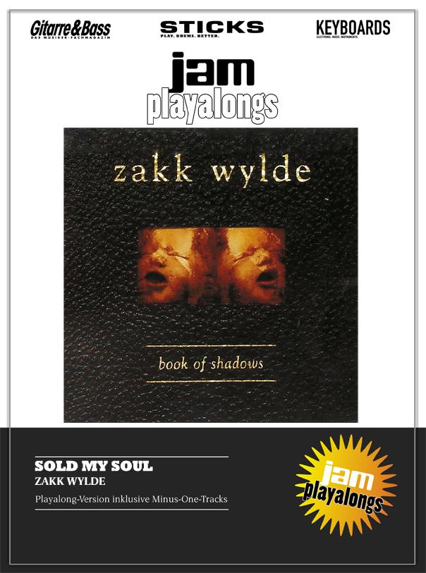 Produkt: Sold My Soul – Zakk Wylde