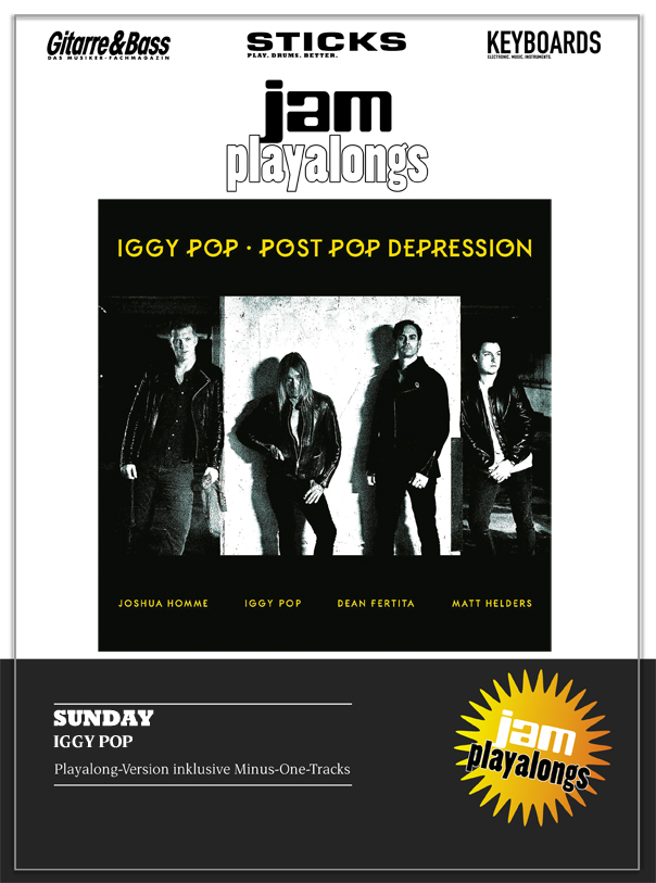 Produkt: Sunday – Iggy Pop