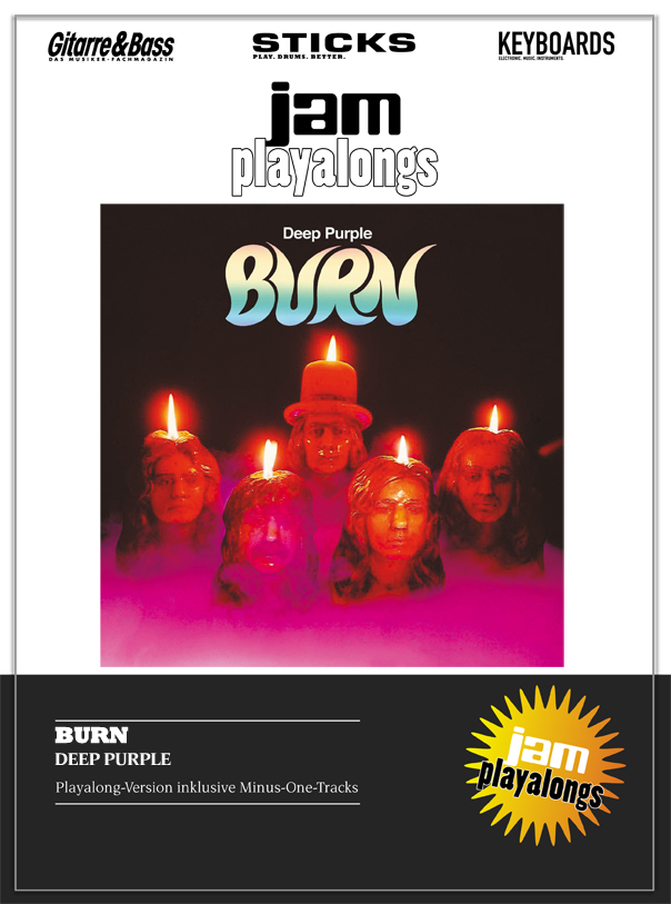 Produkt: Burn – Deep Purple