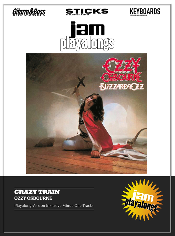 Produkt: Crazy Train – Ozzy Osbourne