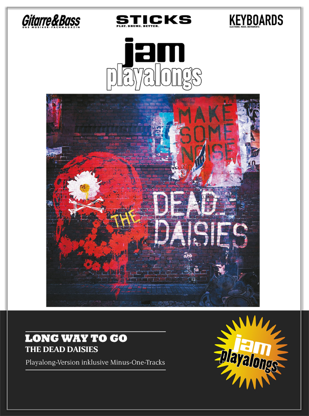 Produkt: Long Way To Go – The Dead Daisies