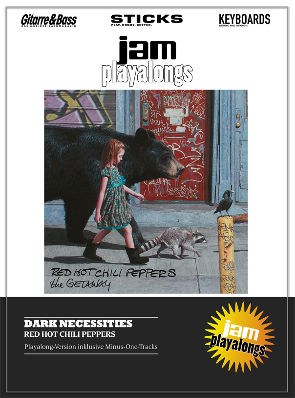 Produkt: Dark Necessities – Red Hot Chili Peppers