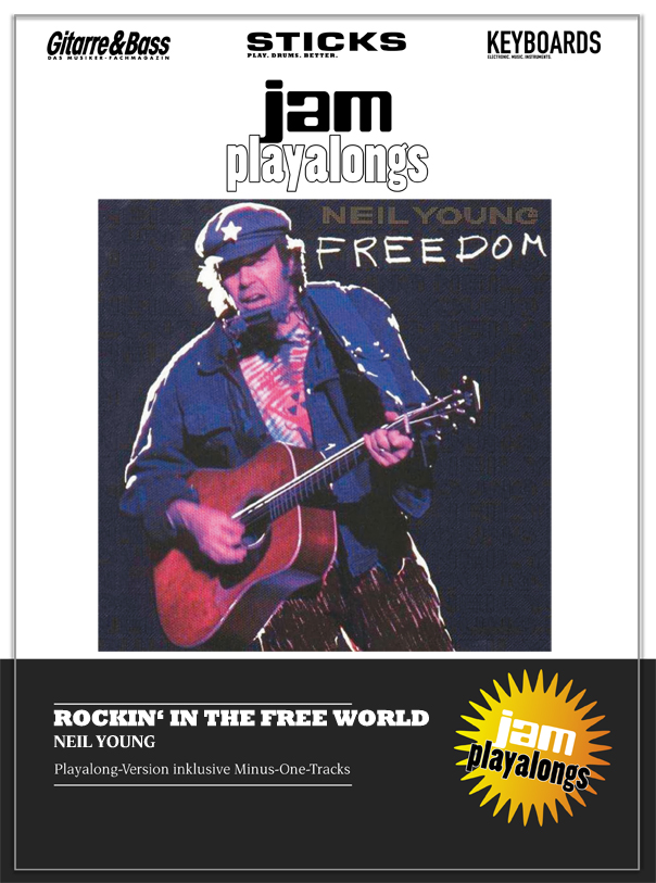 Produkt: Rockin' In The Free World – Neil Young
