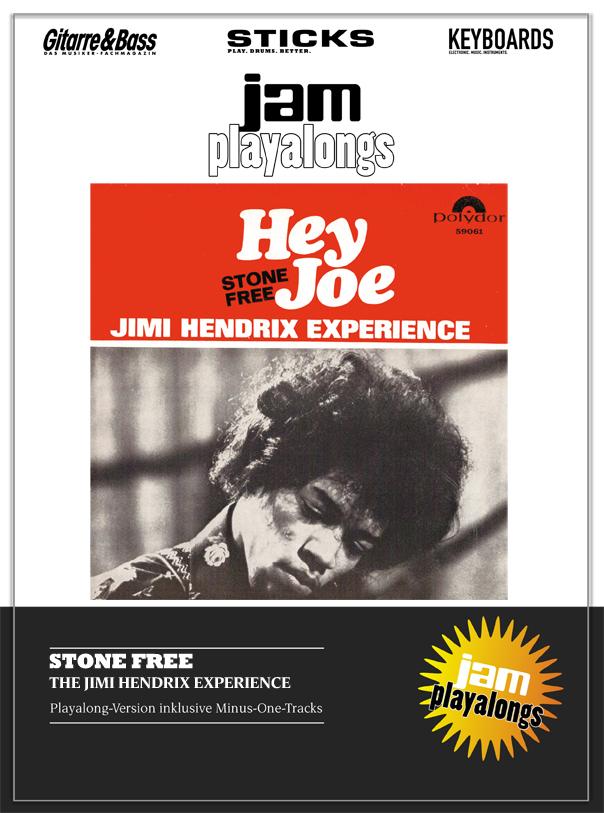 Produkt: Stone Free – The Jimi Hendrix Experience