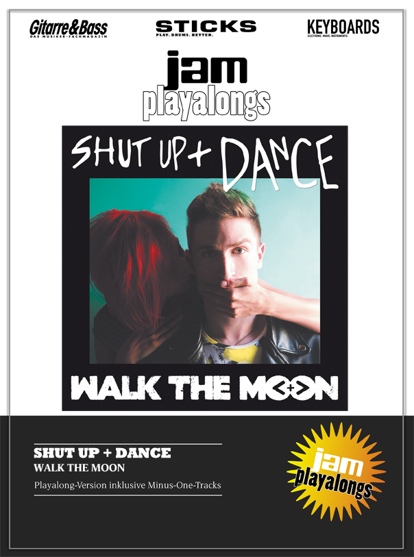Produkt: Shut Up And Dance – Walk The Moon