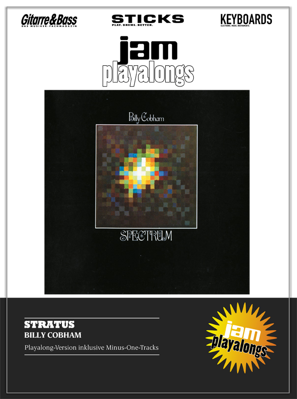 Produkt: Stratus – Billy Cobham