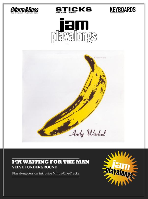 Produkt: I'm Waiting For The Man – Velvet Underground