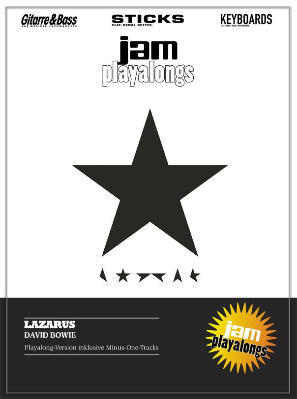 Produkt: Lazarus – David Bowie