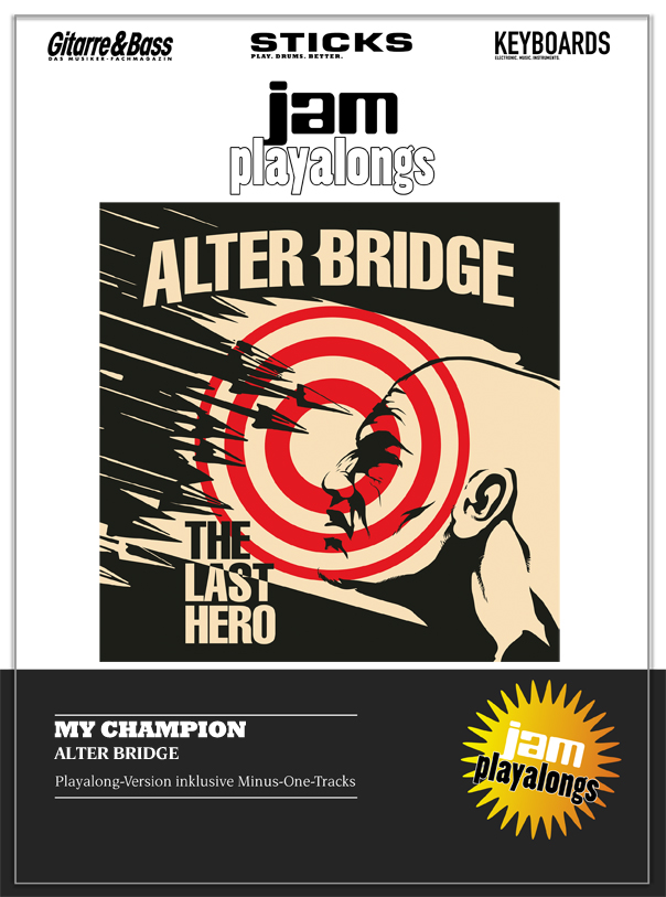 Produkt: My Champion – Alter Bridge