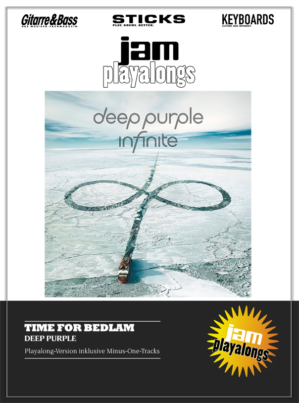 Produkt: Time For Bedlam – Deep Purple