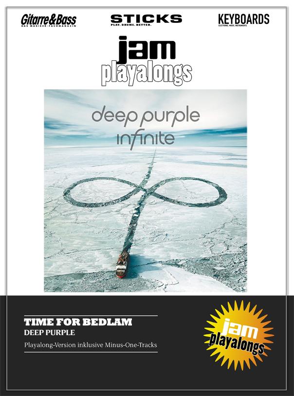 Produkt: Time For Bedlam – Deep Purple