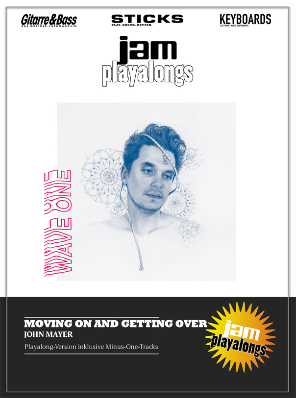 Produkt: Moving On And Getting Over – John Mayer