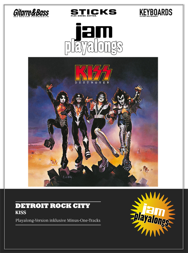 Produkt: Detroit Rock City – Kiss