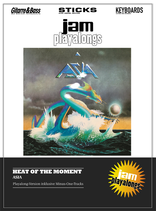 Produkt: Heat Of The Moment – Asia