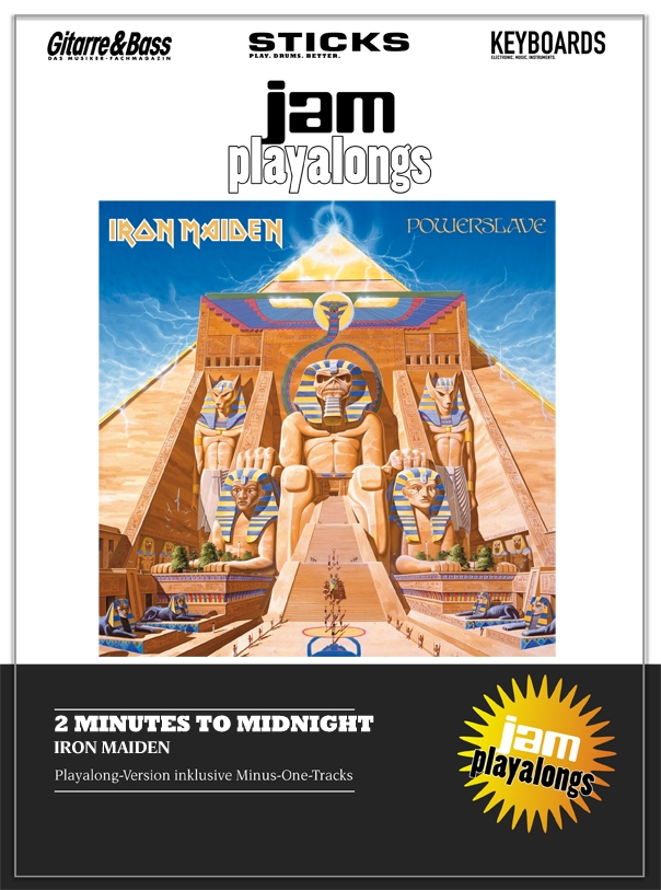Produkt: 2 Minutes To Midnight – Iron Maiden