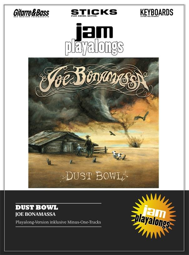 Produkt: Dust Bowl – Joe Bonamassa