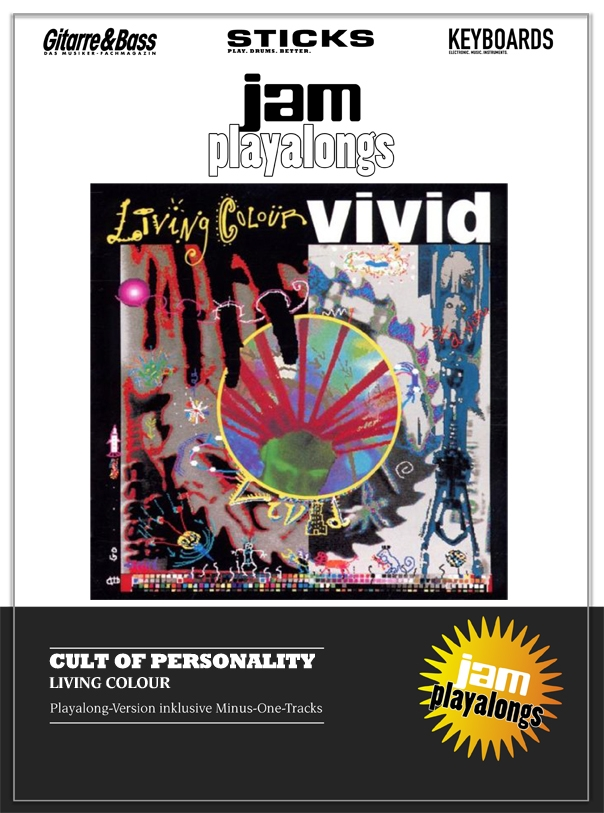 Produkt: Cult Of Personality – Living Colour