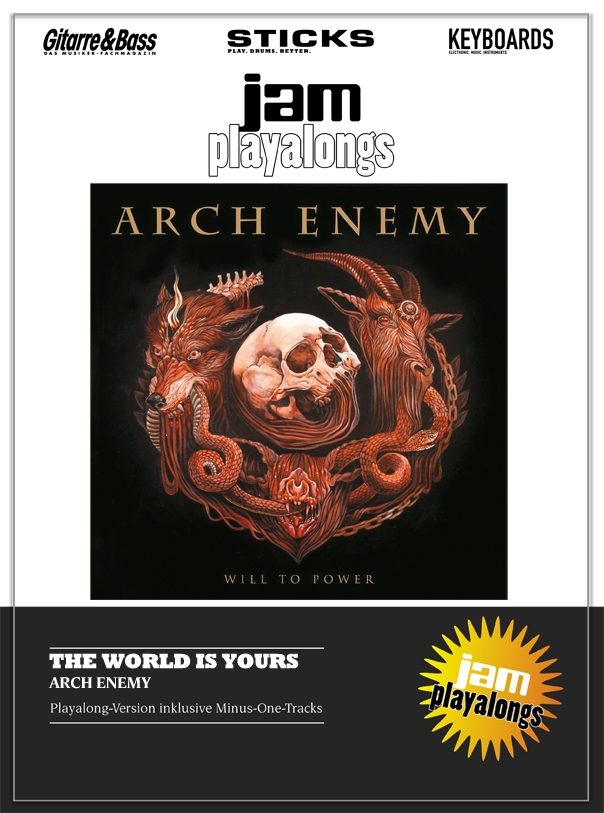 Produkt: The World Is Yours – Arch Enemy