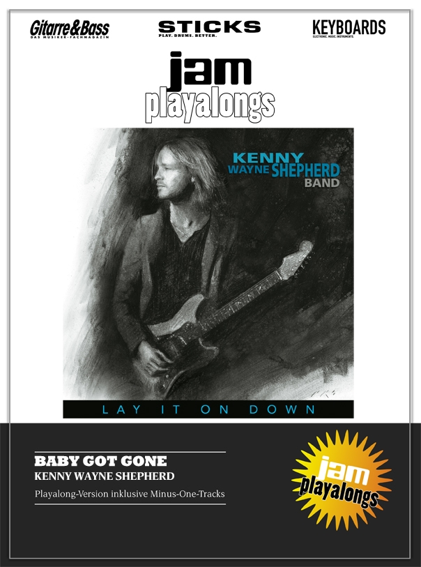 Produkt: Babe Got Gone – Kenny Wayne Shepherd