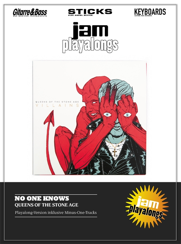 Produkt: No One Knows – Queens Of The Stone Age