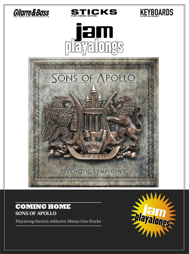 Produkt: Coming Home – Sons Of Apollo