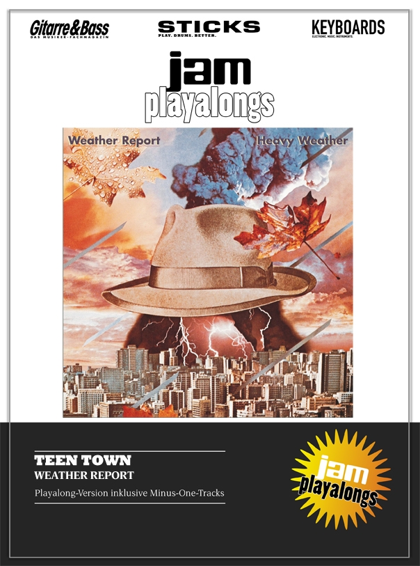 Produkt: Teen Town – Weather Report
