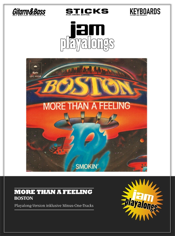 Produkt: BOSTON – More Than A Feeling