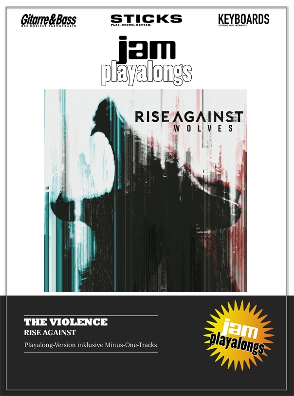 Produkt: Rise Against – The Violence