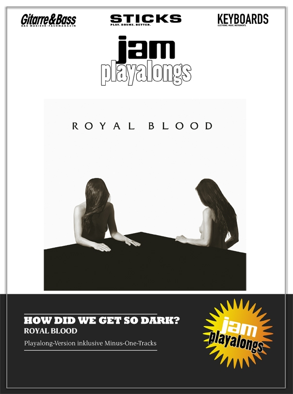 Produkt: How Did We Get So Dark? – Royal Blood