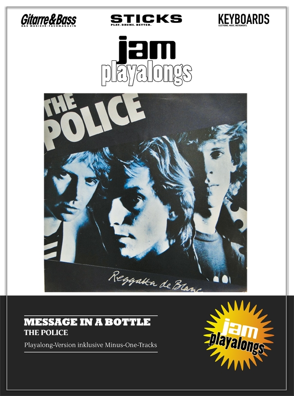 Produkt: Message In A Bottle – The Police