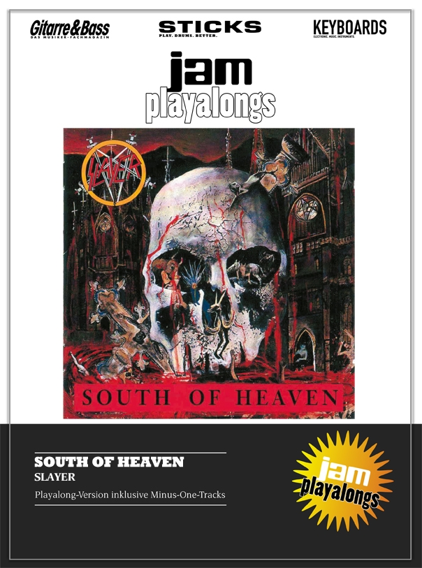 Produkt: South Of Heaven – Slayer