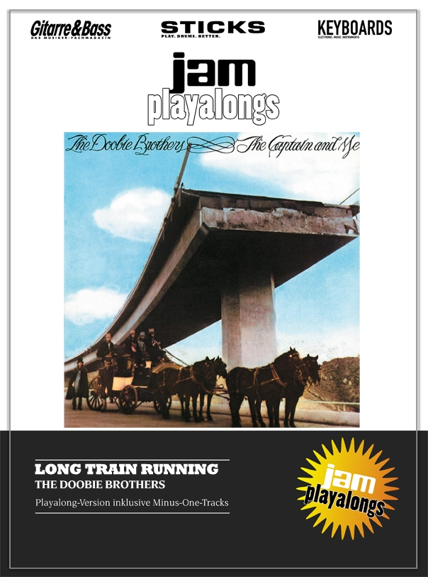 Produkt: Long Train Running – The Doobie Brothers