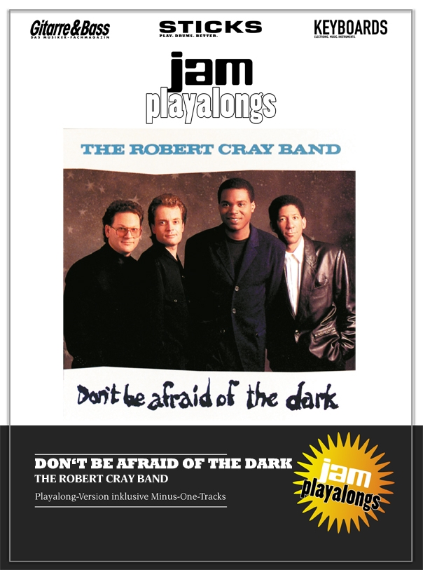 Produkt: Don't Be Afraid Of The Dark – The Robert Cray Band
